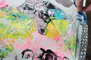 atelier d'art créatif pour enfants atelier mixed media